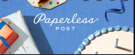 how to delete paperless post account