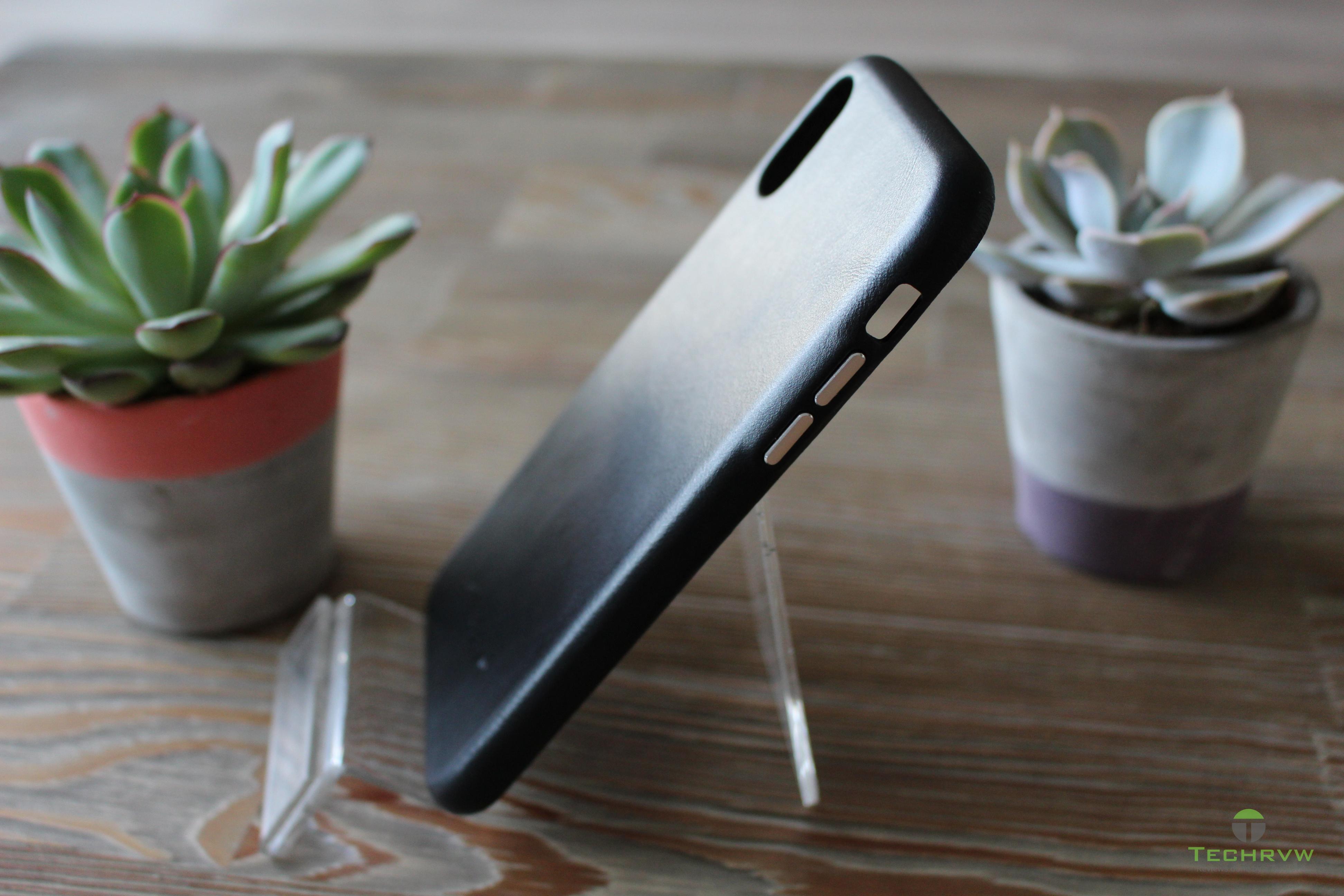 Jisoncase iPhone X Black