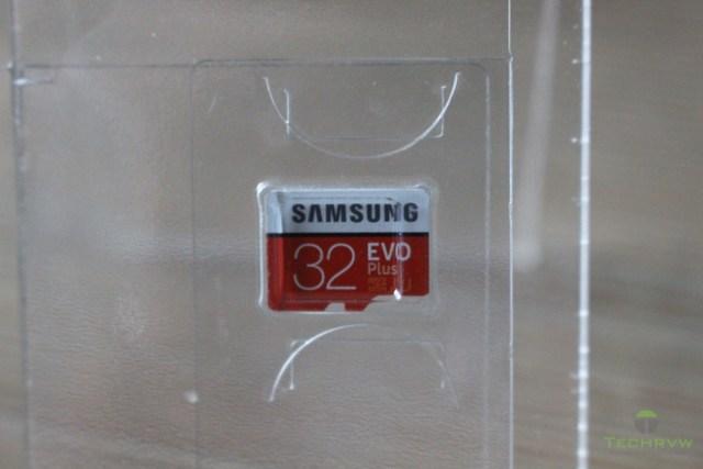 Samsung Evo SD Card 03