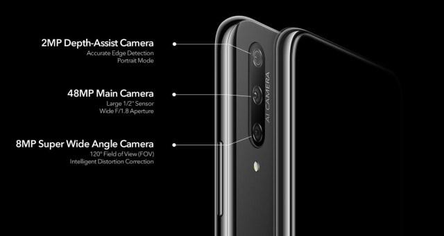 Honor 9X Cameras 001