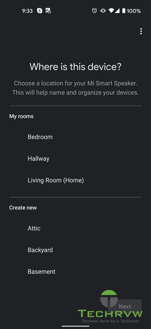 Xiaomi Mi Smart Speaker Software 008