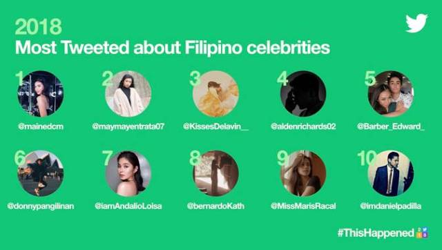 SOCIAL MEDIA | #ThisHappened 2018: Pinoy fandom rules on Twitter