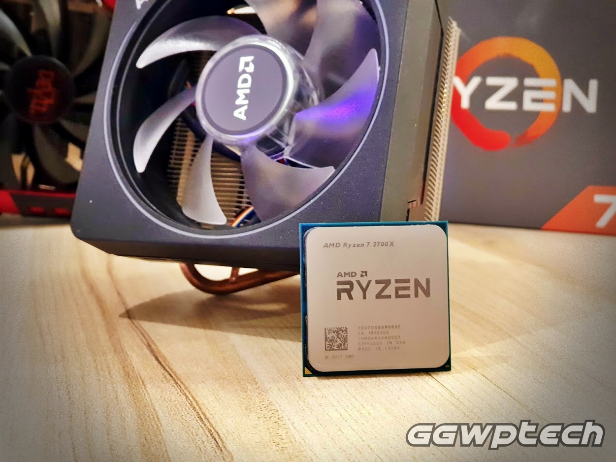PC HARDWARE | The AMD experience with the Ryzen 7 2700X