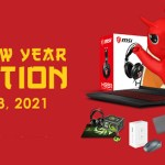 GADGETS | Good fortune this 'Year of the Ox ' with MSI laptop deals