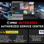 BUSINESS TECH | MSI launches first-ever authorized repair services outside Metro Manila