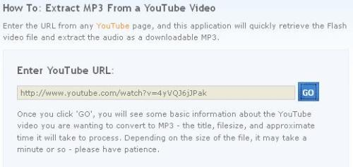 Extract/Rip Audio from Youtube  FLV Videos | Tech Salsa