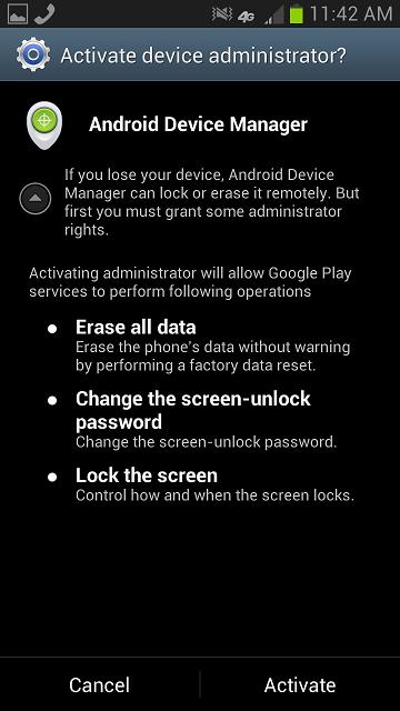 activate-android-device-manager