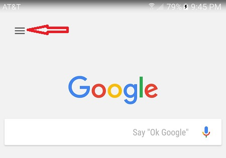 Steps to Reset or Delete OK Google Voice Search Detection in