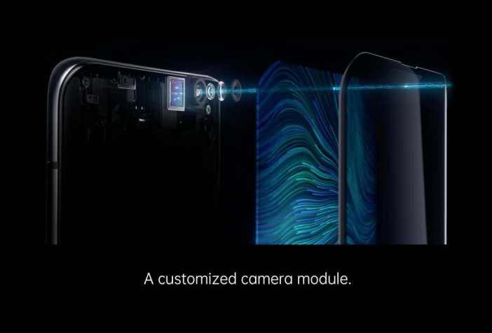 Under Screen Camera Module Oppo