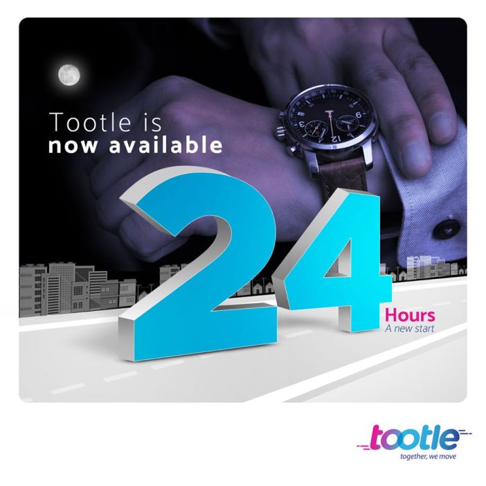 Tootle, Nepali Ride Sharing App