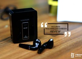 Accurate True Wireless EarBuds Review: Is it worth Rs. 3,199?