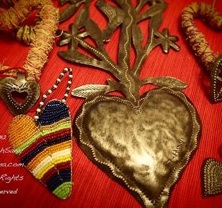 Hearts from Haiti