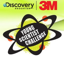Discovery Education 3M Young Scientist Challenge for Middle School Students