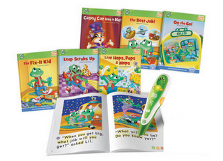 LeapFrog Partners with DonorsChoose.org and Offers Great Giveaway!