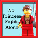 No Princess Fights Alone- Join the Army Against Cancer!