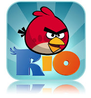 Angry Birds Shipped to Rio for New App & Movie (w/ iTunes GC Giveaway)