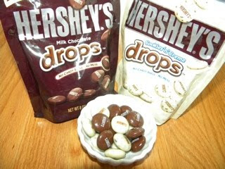 Hershey's Drops: Drops of Chocolaty Goodness (w/ giveaway to 30 readers!)