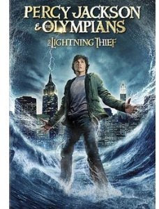 Percy Jackson and the Lightning Thief DVD