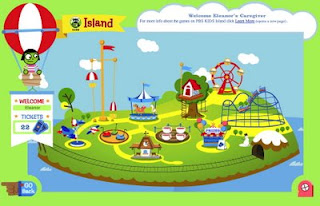 Website of the Week: PBS KIDS Island