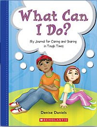 Website of the Week: Scholastic's Free What Can I Do Journal Helps Kids and Families Cope with the Economy