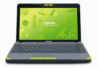 FIRST SPARK: A Toshiba Laptop Designed with Kids in Mind