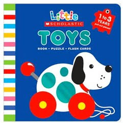 2009 Holiday Gift Guide: TODDLERS