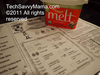 Apple Crepes with Melt Buttery Spread and $500 Mingle with Melt Contest
