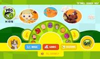 Website of the Week- PBS Kids