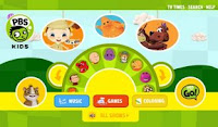 Website of the Week- PBS Kids