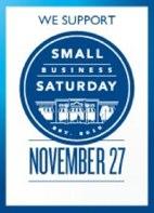 Lisa Lehmann of Studio Jewel for AMEX's Small Business Saturday