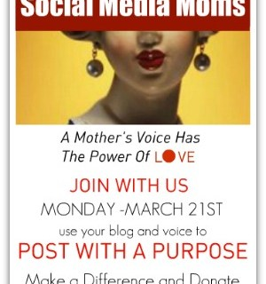 Join Me on Monday to Blog for a Purpose