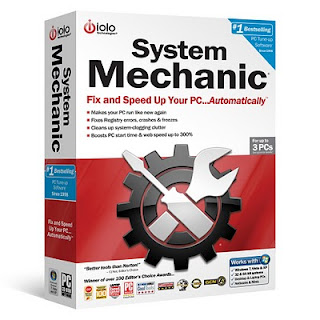 System Mechanic Helps Fine Tune Your PC on Clean Out Your Computer Day (w. giveaway)
