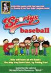 Sporty's Teaches About Baseball and Sportsmanship (DVD giveaway)