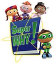 PBS' SuperWhy! Helps Super Kids Become Super Readers!