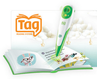 Reading Week: LeapFrog Tag
