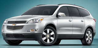 How Much Technology is in a Chevy Traverse?