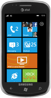 Samsung Focus Windows Phone 7: Intuitive, compact, nicely priced phone (w. giveaway)