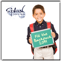 Fill the Backpack: Thanks and Congrats!