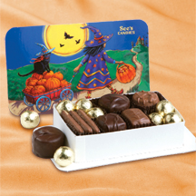See's Candies: My Pick for Halloween Chocolates (w. giveaway)
