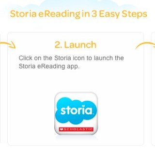 Scholastic's Storia: Must Have for Readers of All Levels (w. giveaway)
