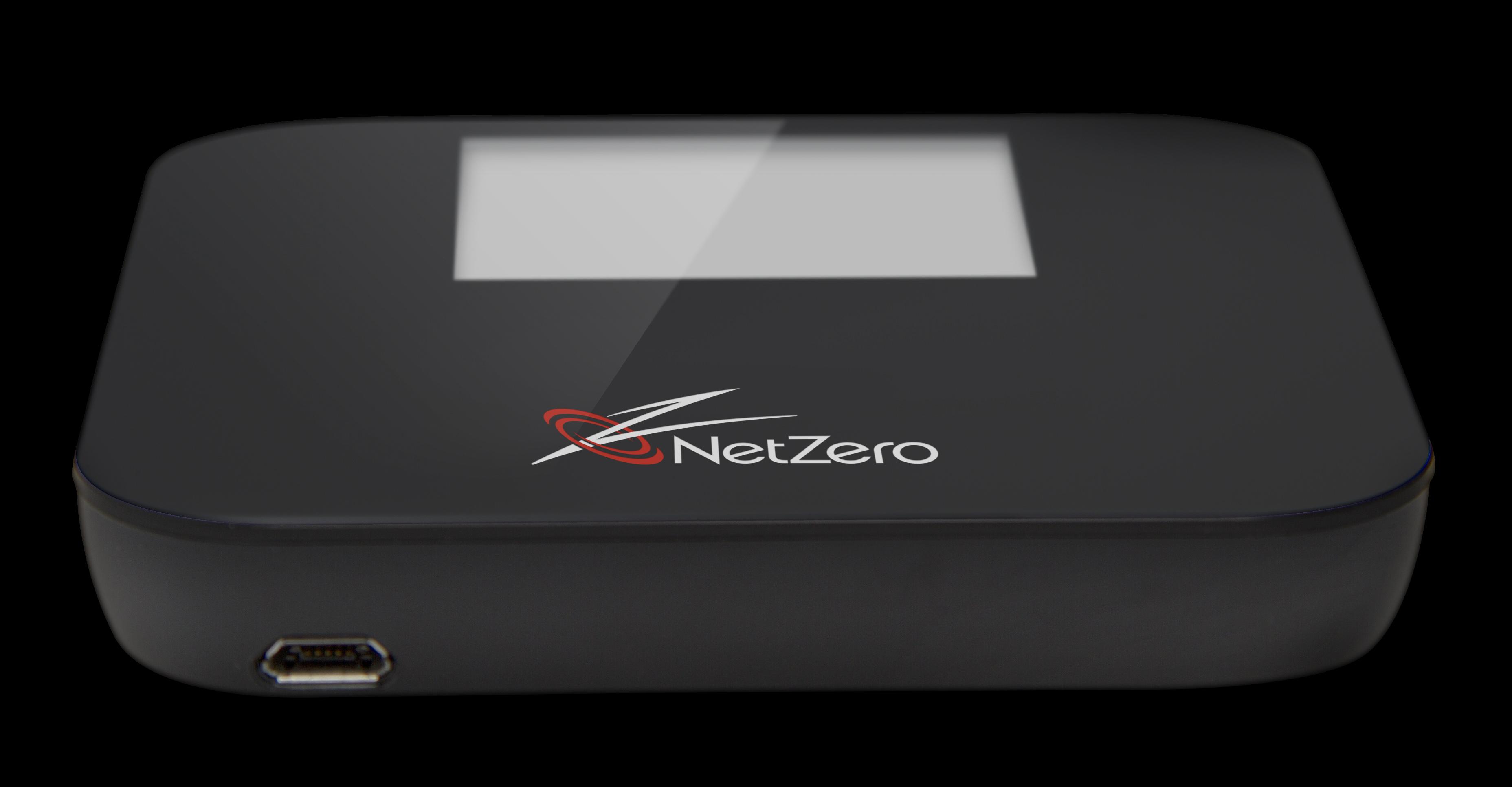 Netzero 4g mobile hotspot provides secure fast internet for Netzero met