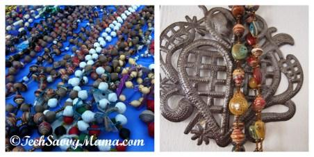 Haitian Beads TechSavvyMama
