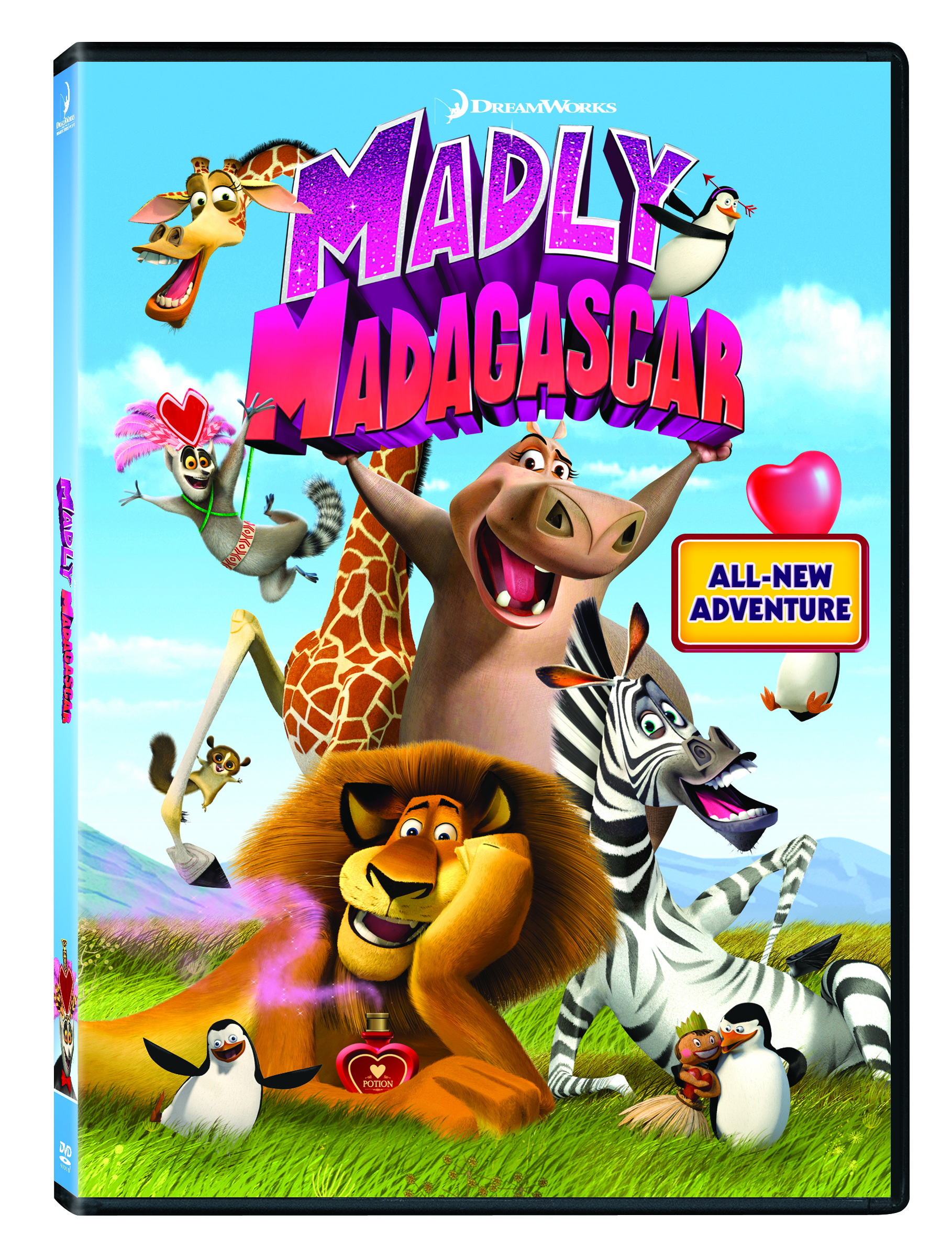 Valentines Day Gift Guide And Madly Madagascar DVD Amp IOS