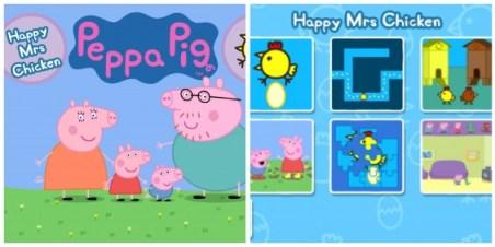 Peppa Pig Happy Mrs. Chicken