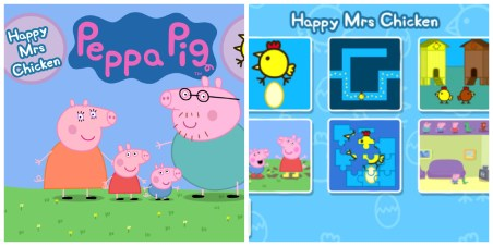Peppa Pig Happy Mrs. Chicken