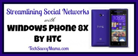 Windows Phone 8X by HTC TechSavvyMama.com