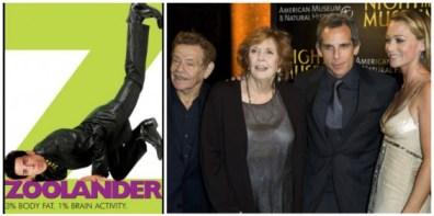 Ben Stiller and Christine Taylor TechSavvyMama.com
