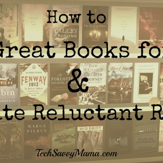 How to Find Great Books & Motivate Reluctant Readers with eBooks