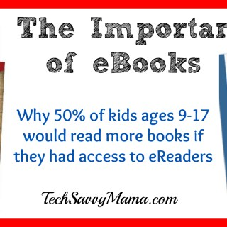 Importance of eBooks: Research demonstrates they motivate kids to read