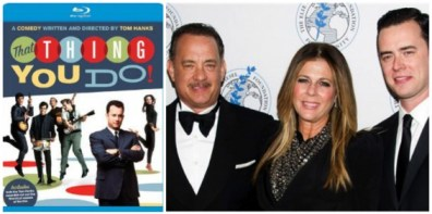 Tom & Colin Hanks and Rita Wilson TechSavvyMama.com